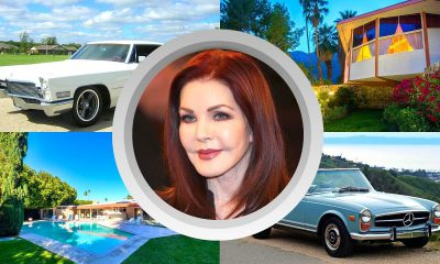 Priscilla Presley net worth 2018